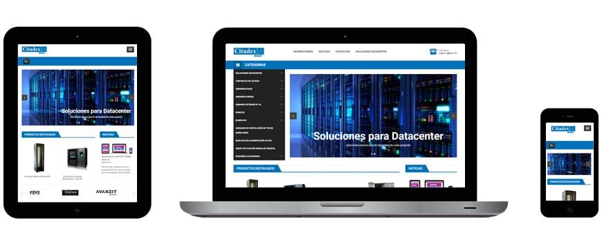 ¡Estrenamos Web en Citadex Ibérica!